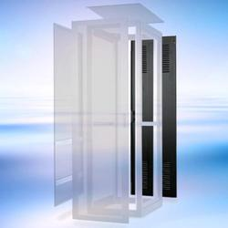 Cabinet Rear Doors for Electrical Components